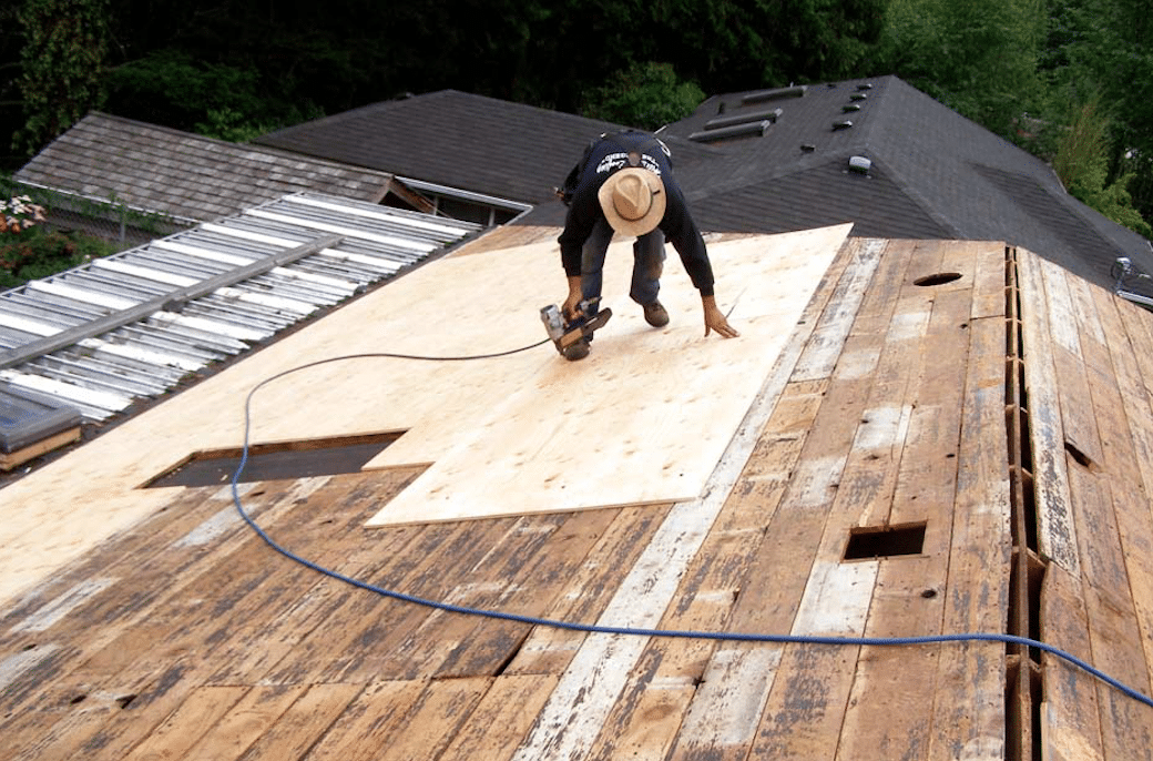 Looking for Roof Deck Repair in Indianapolis? CALL 317-983-0258 NOW!!