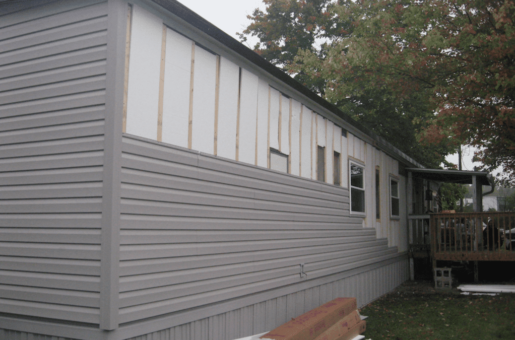 Vinyl Siding Repair Near Me