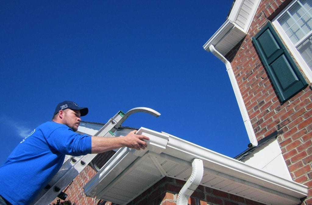 Time for a Gutter Replacement? Call 317-983-0258 Today!